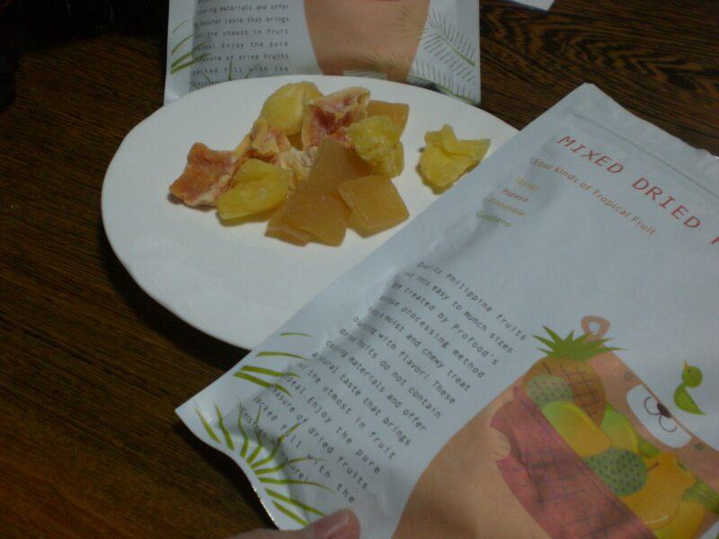 【幻?!】一条工務店さんのまぼろしのドライフルーツ食べちゃった!!